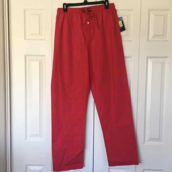 39b6d8fa508d9 Polo Ralph Lauren pony pajama pants
